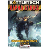 BATTLETECH - Alpha Strike - Succession Wars Cards