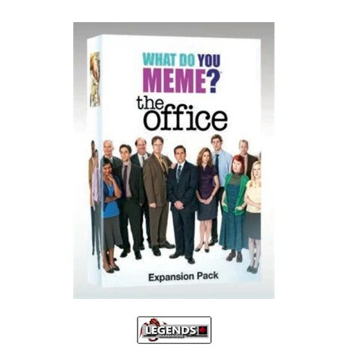 WHAT DO YOU MEME? - THE OFFICE   (MATURE CONTENT)