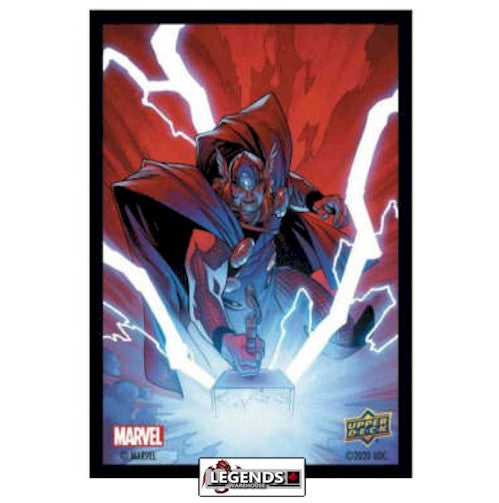 MARVEL SLEEVES - THOR (65CT)