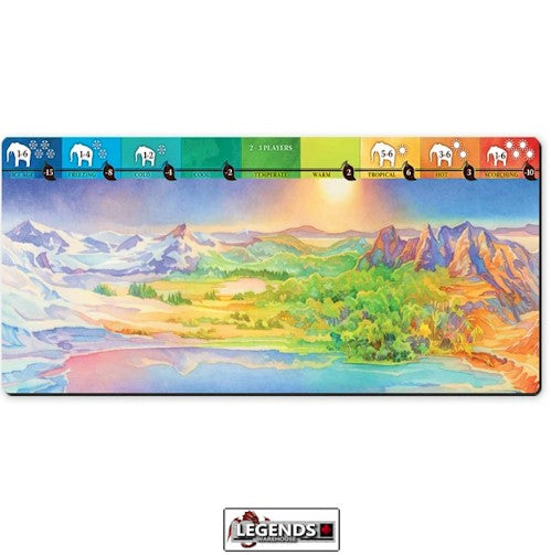EVOLUTION: CLIMATE - PLAY MAT