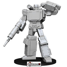 TRANSFORMERS - Deep Cuts Unpainted Miniatures:   SOUNDWAVE