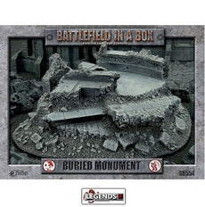 BATTLEFIELD IN A BOX - BURIED MONUMENT