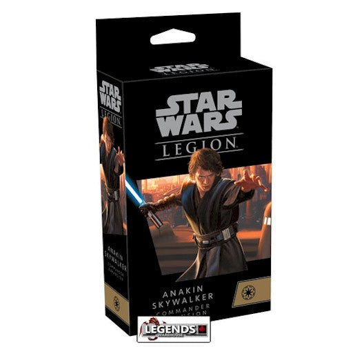 STAR WARS - LEGION - Anakin Skywalker Commander Expansion