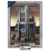 BATTLEFIELD IN A BOX - GOTHIC INDUSTRIAL - LARGE CORNER