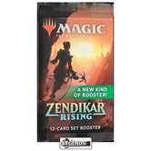 MTG - ZENDIKAR RISING - SET - BOOSTER PACK - ENGLISH