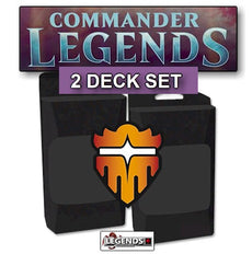 MTG - COMMANDER LEGENDS - 2 DECK SET - ENGLISH
