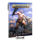 AGE OF SIGMAR - Battletome: Sons of Behemat