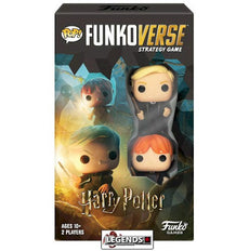 POP! FUNKOVERSE STRATEGY GAME - HARRY POTTER  Expandalone    #FNK42644