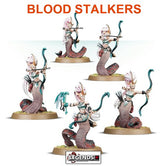 AGE OF SIGMAR - DAUGHTERS OF KHAINE - MELUSAI BLOOD STALKERS OR SISTERS