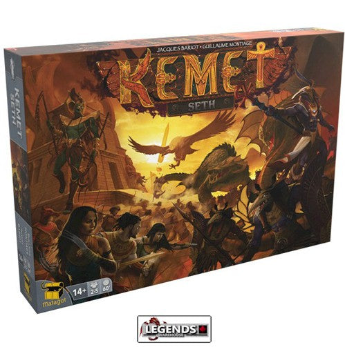 KEMET - SETH - EXPANSION