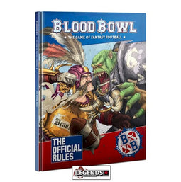 BLOOD BOWL - OFFICIAL RULES BOOK