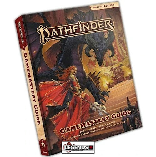 PATHFINDER - 2nd Edition - GAMEMASTERY GUIDE