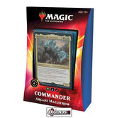 MAGIC COMMANDER - 2020 -  - IKORIA - ARCANE MAELSTROM DECK