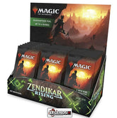 MTG - ZENDIKAR RISING - SET - BOOSTER BOX - ENGLISH