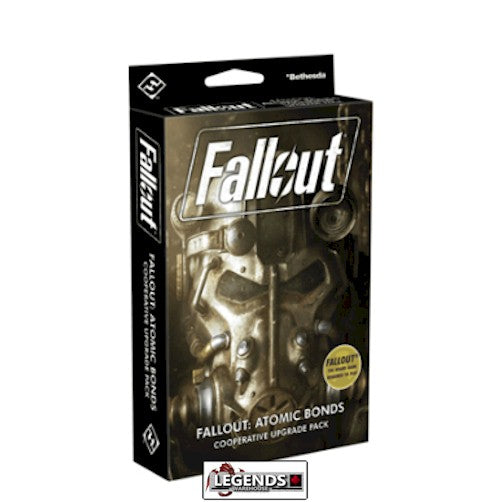 FALLOUT - BG - ATOMIC BONDS COOPERATIVE UPGRADE PACK