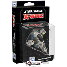 STAR WARS - X-WING - 2ND EDITION  - JANGO FETT'S SLAVE 1 EXPANSION PACK