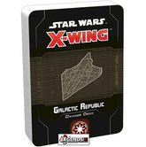 STAR WARS - X-WING - 2ND EDITION  - Galactic Republic Damage Deck