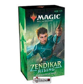 MTG - ZENDIKAR RISING - PRERELEASE PACK - ENGLISH