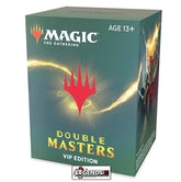 MTG - DOUBLE MASTERS  * VIP EDITION*   BOOSTER PACK - ENGLISH   (PRE-ORDER)