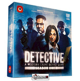 DETECTIVE - A MODERN CRIME GAME - SEASON ONE