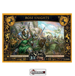 A Song of Ice & Fire: Tabletop Miniatures Game - Rose Knights