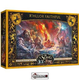 A Song of Ice & Fire: Tabletop Miniatures Game - R'hllor's Faithful