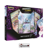 POKEMON - CHAMPION'S PATH - HATTERENE V COLLECTION