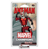 MARVEL CHAMPIONS - LCG - ANT MAN  HERO PACK EXPANSION