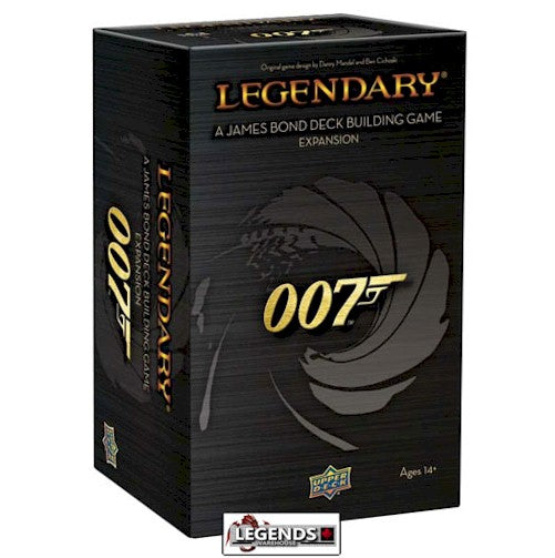 LEGENDARY - JAMES BOND 007  DBG - EXPANSION