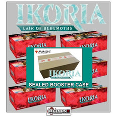 MTG - IKORIA: LAIR OF THE BEHEMOTHS - BOOSTER BOX CASE - ENGLISH