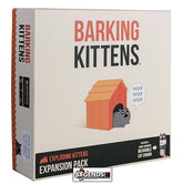 EXPLODING KITTENS - BARKING KITTENS