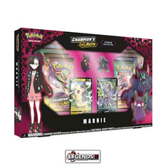 POKEMON - CHAMPION'S PATH - MARNIE PREMIUM COLLECTION