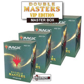 MTG - DOUBLE MASTERS  * VIP EDITION*   BOOSTER MASTER BOX - ENGLISH   (PRE-ORDER)