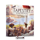 TAPESTRY - PLANS AND PLOYS EXPANSION  (PRE-ORDER)