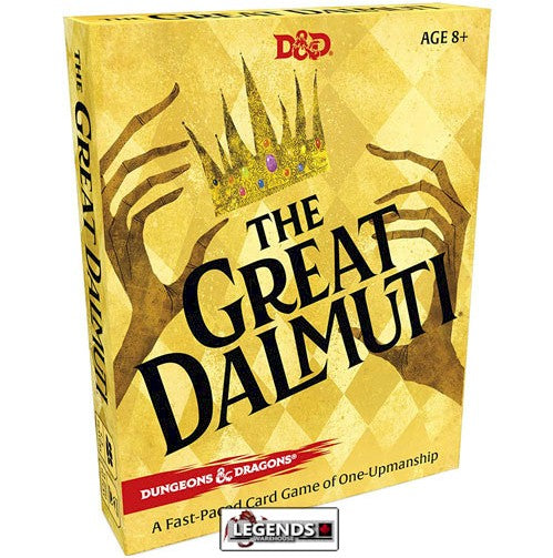 DUNGEONS AND DRAGONS - THE GREAT DALMUTI
