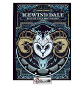 DUNGEONS & DRAGONS - 5th Edition RPG:  ICEWIND DALE - RIME OF THE FROSTMAIDEN   (Exclusive Alternate Cover)