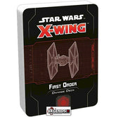 STAR WARS - X-WING - 2ND EDITION  - First Order Damage Deck