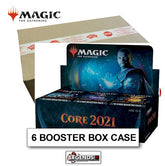 MTG - CORE SET 2021 BOOSTER SEALED CASE - ENGLISH
