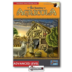 AGRICOLA - BASE GAME   -   ADVANCED LEVEL