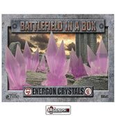 BATTLEFIELD IN A BOX - ENERGON CRYSTALS