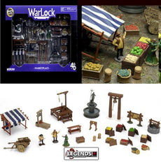 WARLOCK TILES - MARKETPLACE