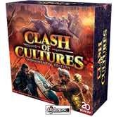 CLASH OF CULTURES - MONUMENTAL EDITION    (PRE-ORDER)