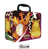POKEMON COLLECTOR CHEST TIN - FALL 2020