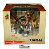 DUNGEONS & DRAGONS ICONS - Tyranny of Dragons - TIAMAT PREMIUM FIGURE