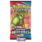 POKEMON - SWORD AND SHIELD - BATTLE STYLES  BOOSTER PACK (PRE-ORDER)