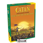 CATAN - CITIES & KNIGHTS -  Legend of the Conquerors