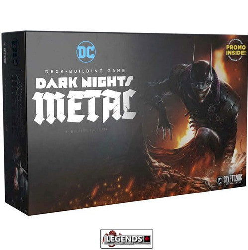 DC Comics Deck-Building Game - DARK NIGHT'S METAL