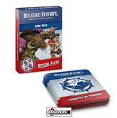 BLOOD BOWL - Blood Bowl Team – Special Plays Card Pack