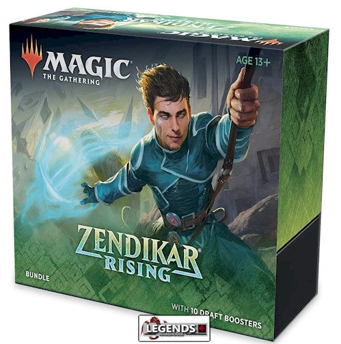 MTG - ZENDIKAR RISING - BUNDLE - ENGLISH  (PRE-ORDER)