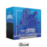 POKEMON - SWORD AND SHIELD - BATTLE STYLES : RAPID STRIKE URSHIFU ELITE TRAINER BOX  (PRE-ORDER)